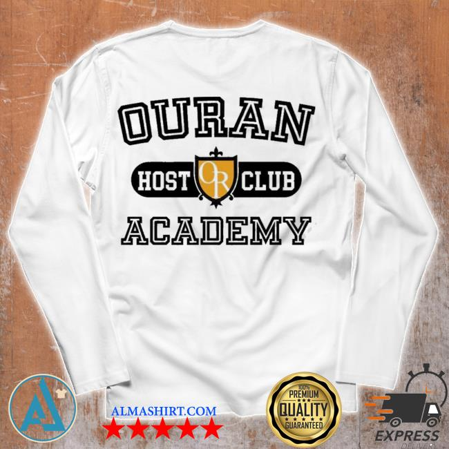 Ouran Host Club Academy T-Shirt Ouran Host Club Academy Ouran Host Club Academy SweatShirt Ouran High School Host Club T-Shirt Hoodie