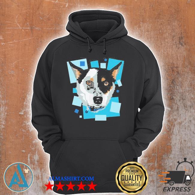 Beautiful Blue Heeler Cattle Dog new 2021 Shirt Unisex Hoodie