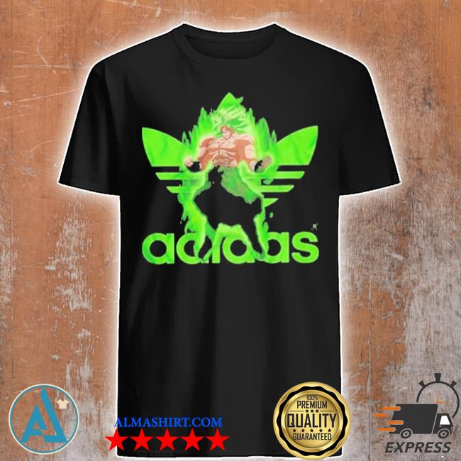 Dragon Ball Z Super Broly shirt