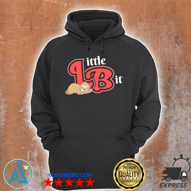 Little space ddlg clothes little bit daddy dom kawaiI sloth new 2021 s Unisex Hoodie