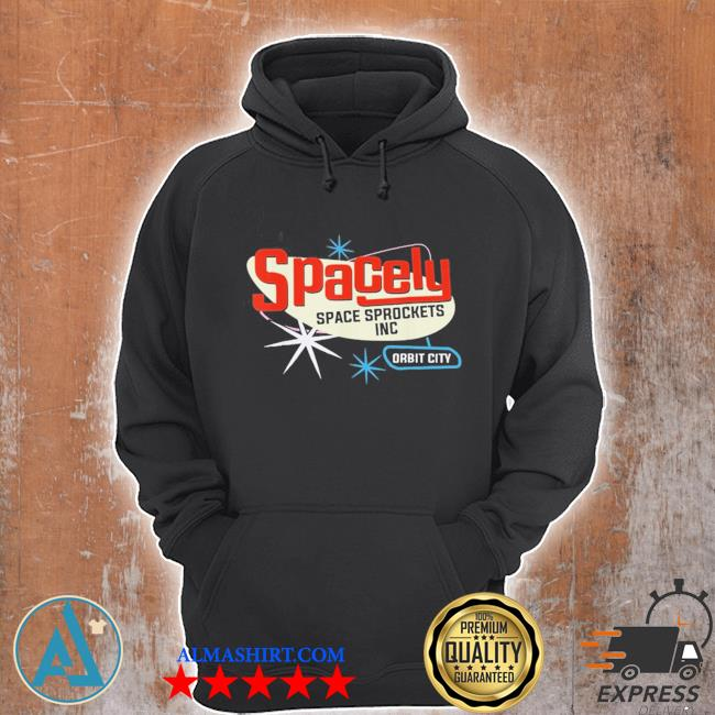 Spacely space sprockets inc new 2021 s Unisex Hoodie