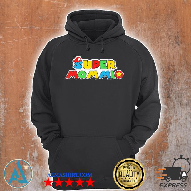 Super mommio video game lover mothers day new 2021 s Unisex Hoodie