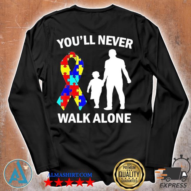 Berlin Herren Sweatshirt You`ll Never Walk Alone