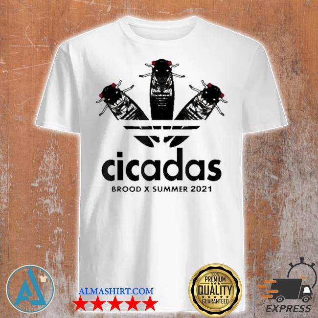 Brood x cicada summer magicicada 2021 shirt