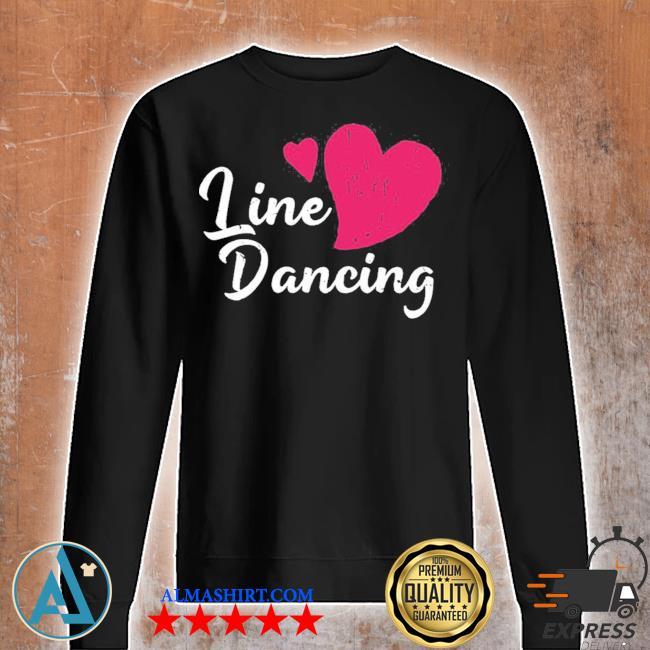Cowboy line dancing rodeo line dance s Unisex sweatshirt