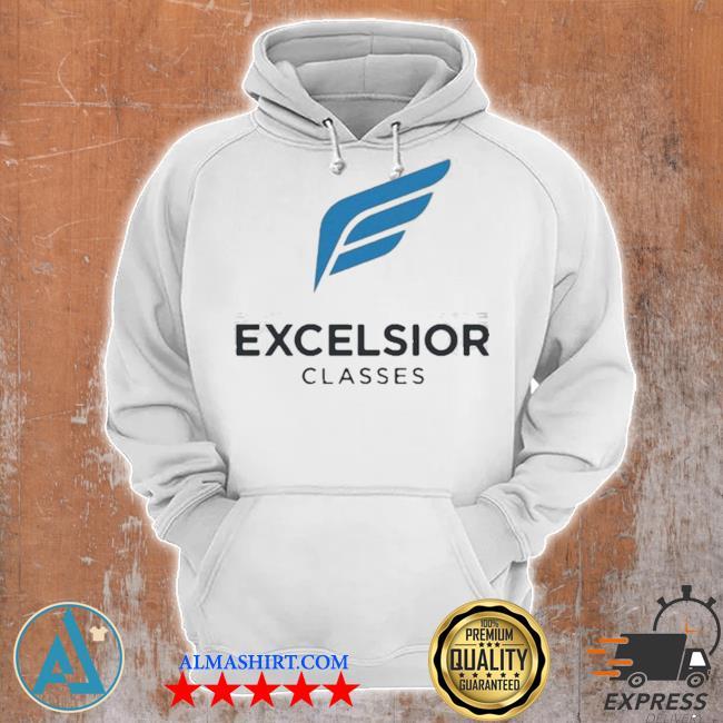 Excelsior classes s Unisex Hoodie