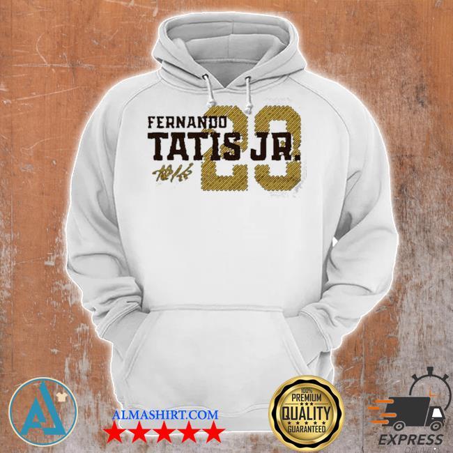 Fernando tatis jr signature s Unisex Hoodie