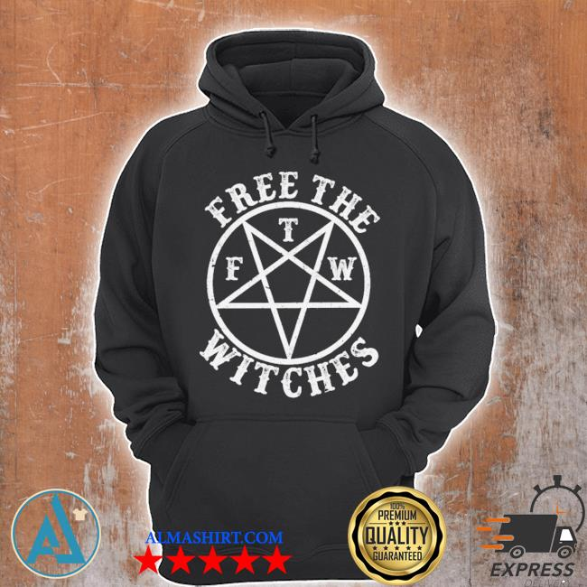 Free the f t m witches s Unisex Hoodie