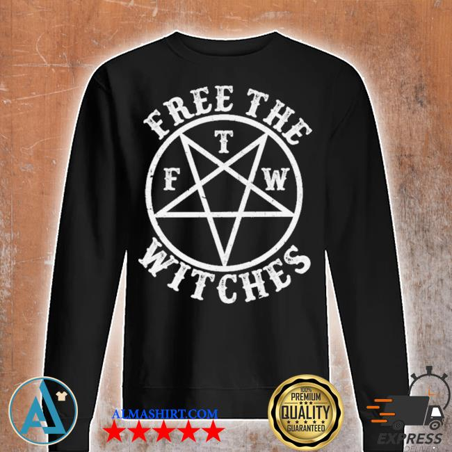 Free the f t m witches s Unisex sweatshirt