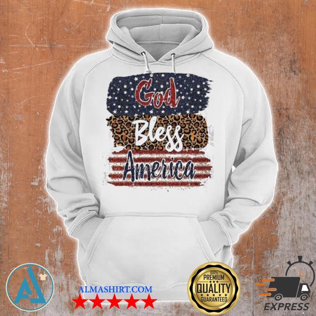God bless America s Unisex Hoodie
