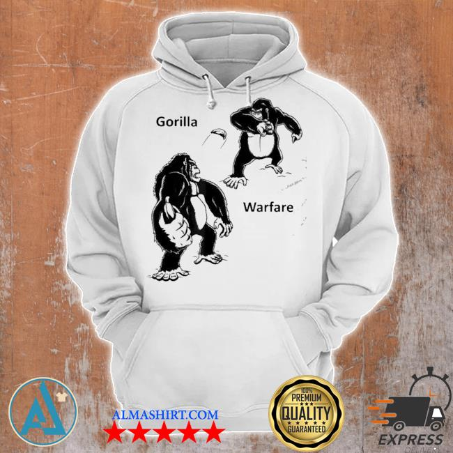 Gorilla warfare s Unisex Hoodie