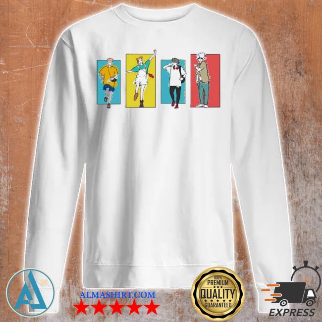 Jujutsu kaisen friends s Unisex sweatshirt