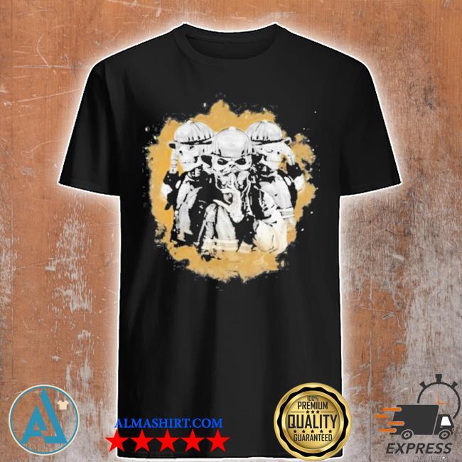 Love firefighter skull shirt