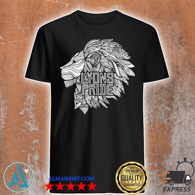Lyons pride q2 new 2021 shirt