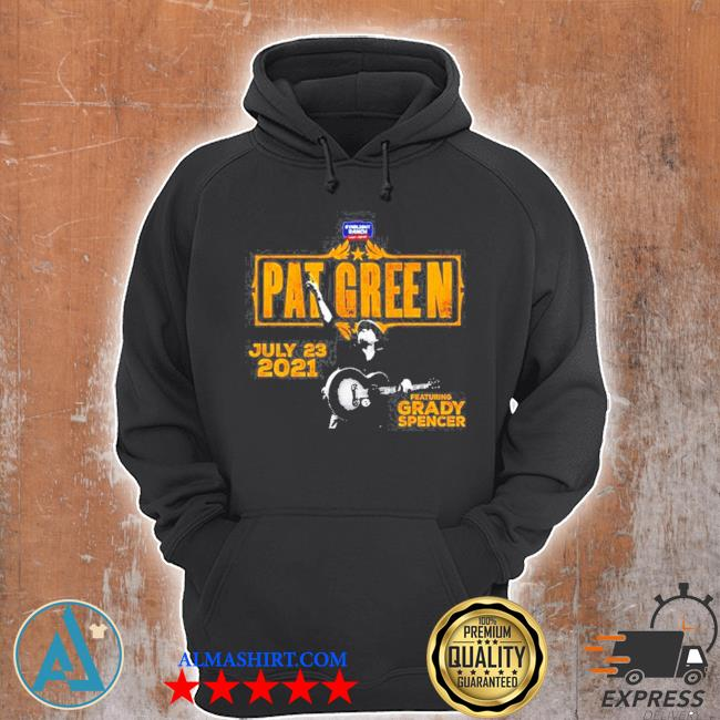 Pat green live at starlight ranch featuring grady spencer s Unisex Hoodie