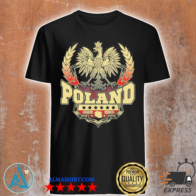 Polish pride eagle Poland dyngus day parade roots farm new 2021 shirt