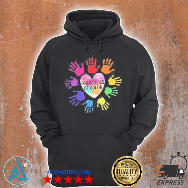 Principles of color s Unisex Hoodie