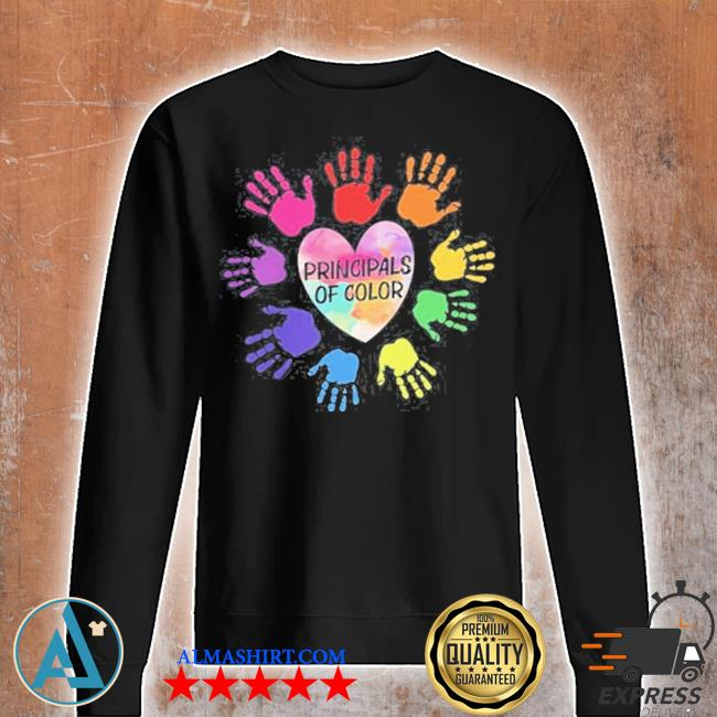 Principles of color s Unisex sweatshirt