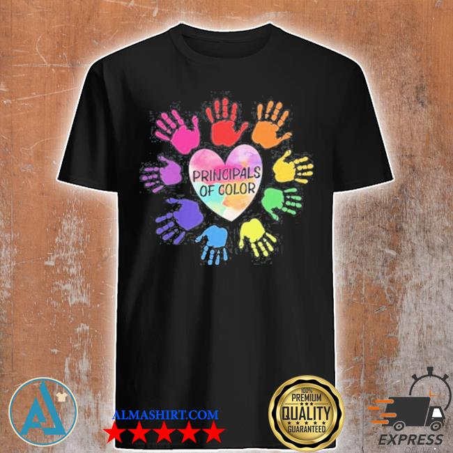 Principles of color shirt
