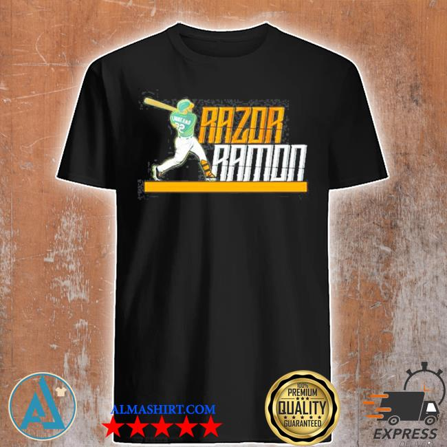 Razor ramon laureano shirt