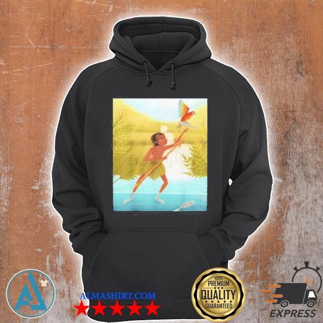 Shadow the tribe clothing bird s Unisex Hoodie