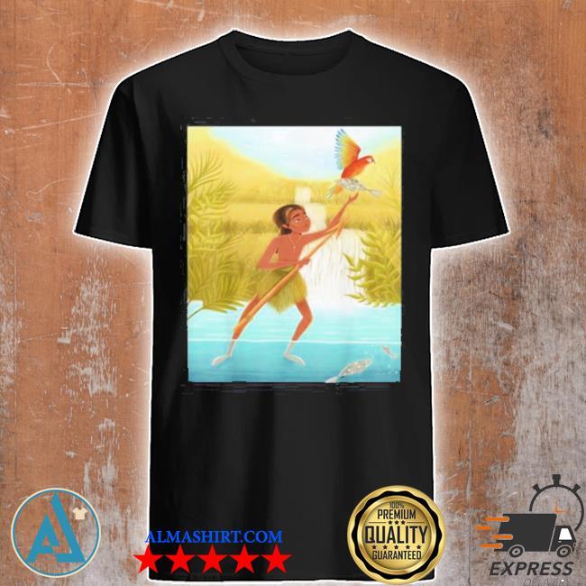 Shadow the tribe clothing bird shirt