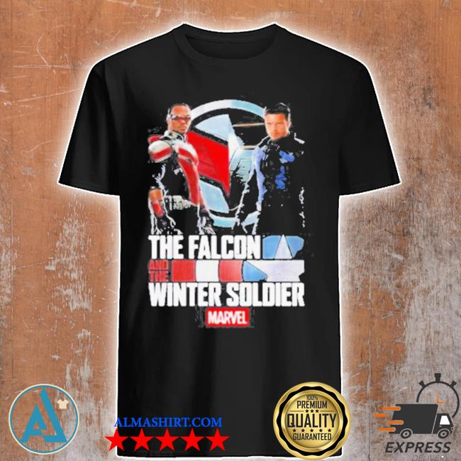The falcon and the winter soldier Marvel captain America shirt