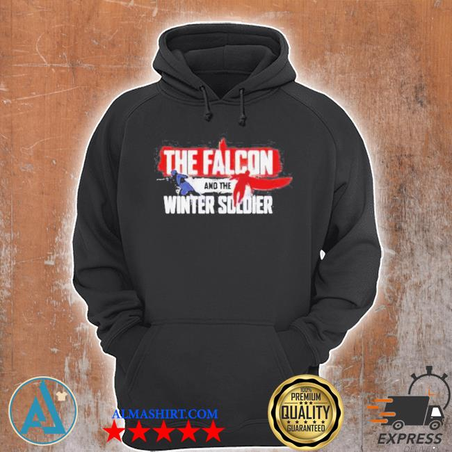 The falcon and the winter soldier retro s Unisex Hoodie