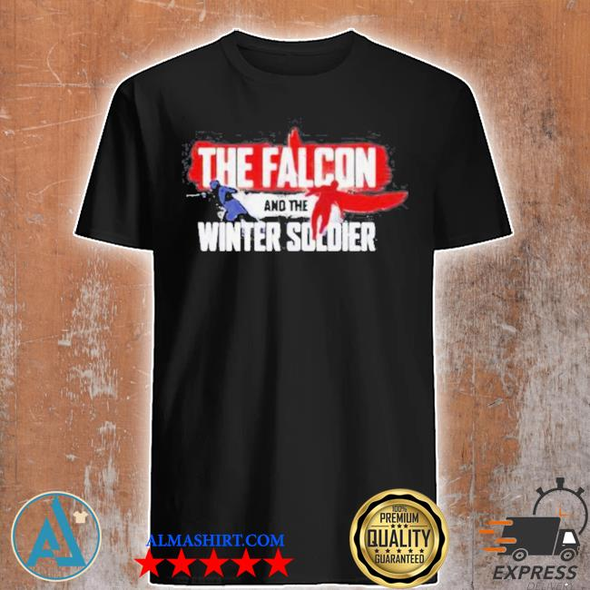 The falcon and the winter soldier retro shirt