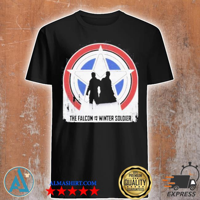 The falcon and the winter soldier shirt