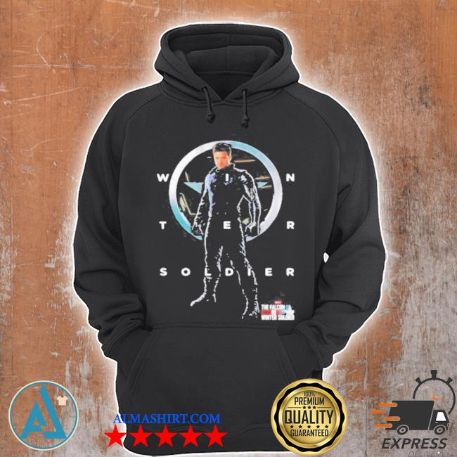 Winter soldier of Marvel studios the falcon and the winter soldier s Unisex Hoodie