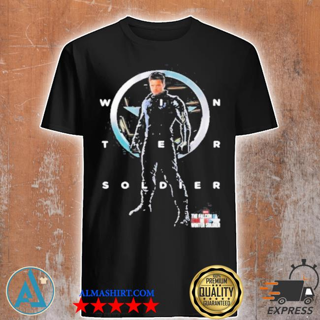 Winter soldier of Marvel studios the falcon and the winter soldier shirt